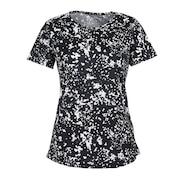 スピードストライド プリント ランニング 半袖Tシャツ 1366868 001