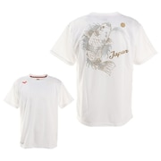 プラスKTシャツ KKAR-117 WHT
