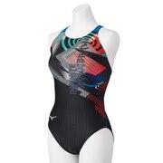 競泳用ローカット マスターズバック 水着 N2MA124692