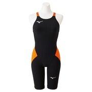 競泳用MX・SONIC アルファ ハーフスーツ FINA承認 N2MG021195