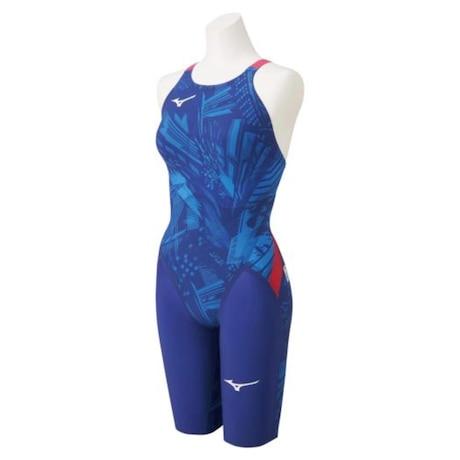 競泳水着 レディース 水泳 GX SONIC V ST ハーフスーツ N2MG070120