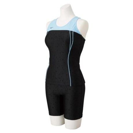 フィットネス水着 レディース 水泳 アクアフィットネス用セパレーツ N2JG185319