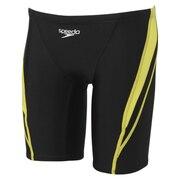 水着 ボーイズ 男児 ジュニア FLEX Zero ジャマー 競泳用 スパッツ 黒 ブラック FINA承認 SD66C07 WL