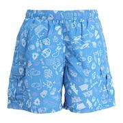 ジュニア 多ポケット ショートパンツ 水着 0242076-10