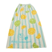 100cm丈 巻きタオル サマーレモン 105015700