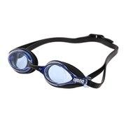水泳 ゴーグル Q-CHAKU レーシングゴーグル FINA承認 AGL-2300 BLU
