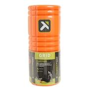 フィットネス用品 トレーニング用具 グリッド フォームローラー オレンジ 4402