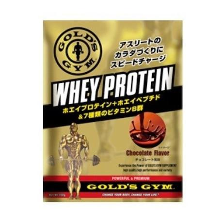 ホエイプロテイン チョコレート風味 720g F5572 計量スプーン付