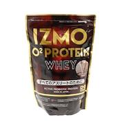 IZMO O2 プロテインホエイ100 カフェオレ風味 1000g オンライン価格