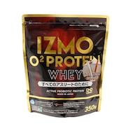 IZMO O2 プロテインホエイ100 カフェオレ風味 350g オンライン価格