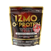 IZMO O2 プロテインホエイ100 ストロベリー風味 350g オンライン価格