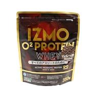 IZMO O2 プロテインホエイ100 チョコレート風味 350g オンライン価格