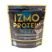 IZMO プロテインホエイ100 チョコレート風味 350g