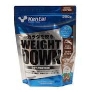 ウェイトダウン ソイプロテイン ココア風味 大豆 減量 K1140 350g