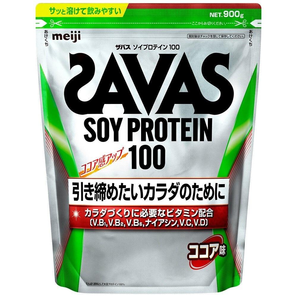 SAVAS ソイプロテイン100 ウェイトダウン ココア味 CZ7472 大豆 減量 945g 約45食入 FF 0 トレーニング