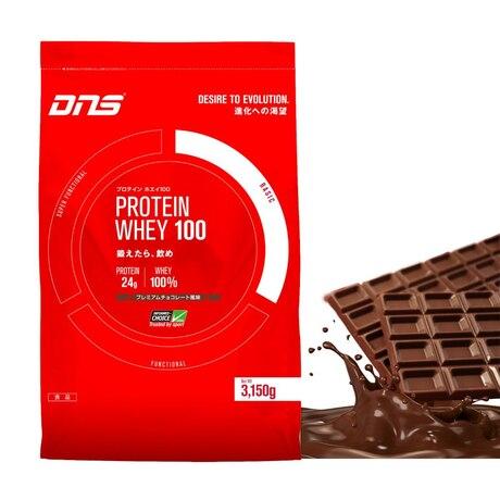 プロテイン ホエイ100 プレミアムチョコレート風味 3150g 90食入