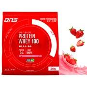 プロテイン ホエイ100 いちごミルク風味 1050g 約30食入