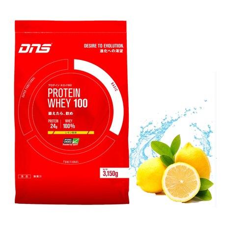 プロテイン ホエイ100 レモン風味 3150g 90食入