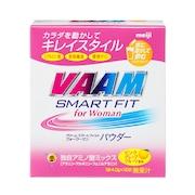 ヴァームスマートフィット フォーウーマンパウダー ピンクグレープフルーツ風味 4g×16袋 2650015