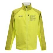 絶耐撥水 UV ストレッチクロス布帛ウォームアップジャケット 851D8RP5606 FGRN オンライン価格
