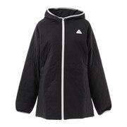 中綿ウィンドジャケット QMWOJF22  BLK オンライン価格