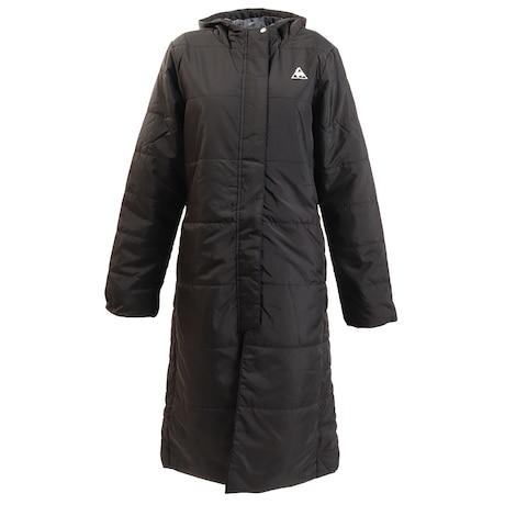 中綿ロングコート QMWOJK06 BLK オンライン価格