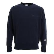 【チャンピオン限定】 ポケット付き クルーネックスウェットシャツ C8-S044  370