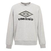 HERITAGE クルースウェットシャツ ULUPJF23 MGRY