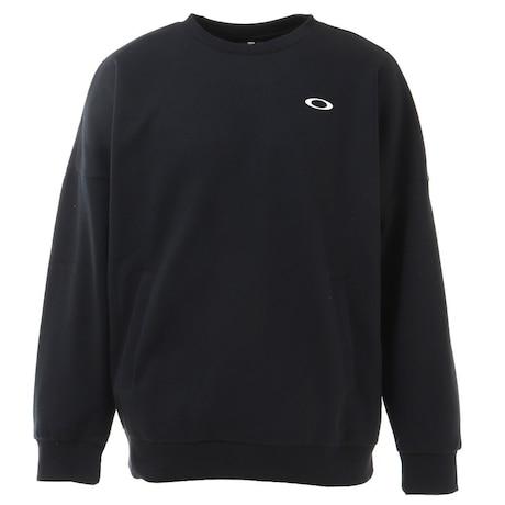 RIDGE FLEECE クルーネックシャツ FOA403354-02E