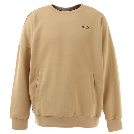 RIDGE FLEECE クルーネックシャツ FOA403354-30W