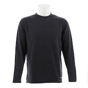 グリッドフリース クルーネック長袖Tシャツ TGFLST-18FRL NVY オンライン価格