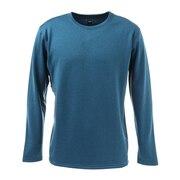 GRID WARM GEAR クルーネックシャツ 860PG0JY4137 BLU
