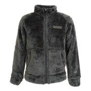 【オンライン価格】ボア フリース フルジップフリースジャケット C3-L616 080 もこもこ