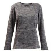 GRID WARM GEAR クルーネック フリースシャツ 861PG9JY8170 CGRY オンライン価格