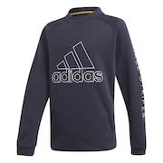 ボーイズ クルー トレーニング 長袖スウェットシャツ IXF81-GD9201 オンライン価格