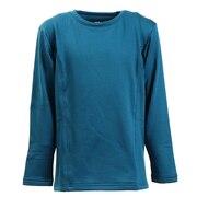 ジュニア GRID WARM GEAR クルーネック フリースシャツ 862PG9JY8173 BLU オンライン価格