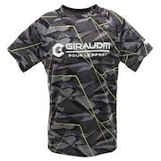 Tシャツ メンズ ドライプラス PRO 半袖 863GM0DT2414 BLK