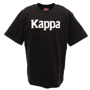 Tシャツ メンズ ロゴ半袖Tシャツ KLA12TS06 BK