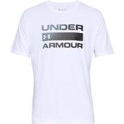 Tシャツ メンズ チーム イシュー ワードマーク 半袖Tシャツ 1358570 WHT/BLK AT オンライン価格
