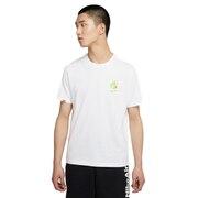 ワールドワイド グローブ 半袖Tシャツ CW5836-100