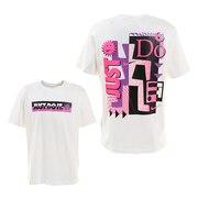半袖プリントTシャツ DD1277-100