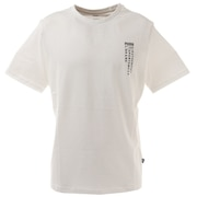 PLACEMENT Tシャツ 588745 02 WHT