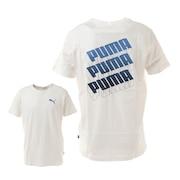 Tシャツ メンズ 半袖 3D グラフィック 581913-02 カットソー