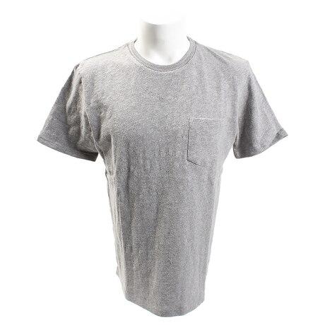【多少の傷汚れありの為大奉仕】Tシャツ 半袖 メンズ HEAVY スラブ 863EK8HD5788 MGRY