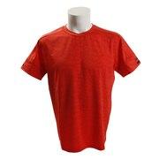 メンズ ドライプラス UV 総柄半袖Tシャツ 863G8CD5685 ORG