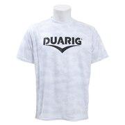 ドライプラス UV メッシュ総柄Tシャツ 863D9CD9310 WHT 半袖 オンライン価格