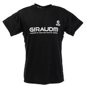 Tシャツ メンズ ドライプラス UV 通気 半袖 863GM0HD2466 BLK オンライン価格