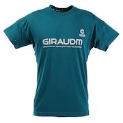 Tシャツ メンズ ドライプラスUV 通気半袖Tシャツ 863GM0HD2466 BLU オンライン価格