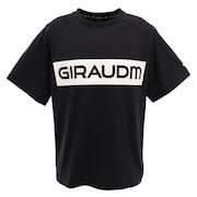Tシャツ メンズ ドライプラス UV 半袖Tシャツ 863GM0CD2434 BLK