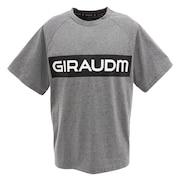 Tシャツ メンズ ドライプラス UV 半袖Tシャツ 863GM0CD2434 GRY
